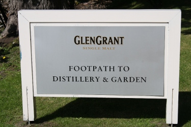 Glen Grant Distillery and Garden