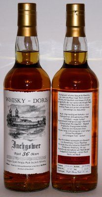 Inchgower 36 Jahre Whisky-Doris