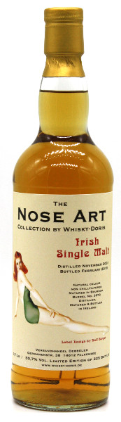 Irish Single Malt 2001 Nose Art Collection by Whisky-Doris