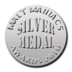 Malt Maniacs Awards 2011 Silver Medal Winner